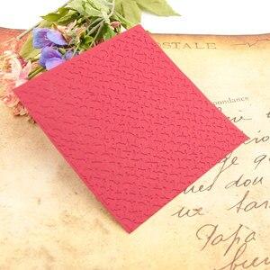 Irregular Frame DIY Plastic Embossing Folders for DIY Scrapbooking Paper Craft/Card Making Decoration Supplies