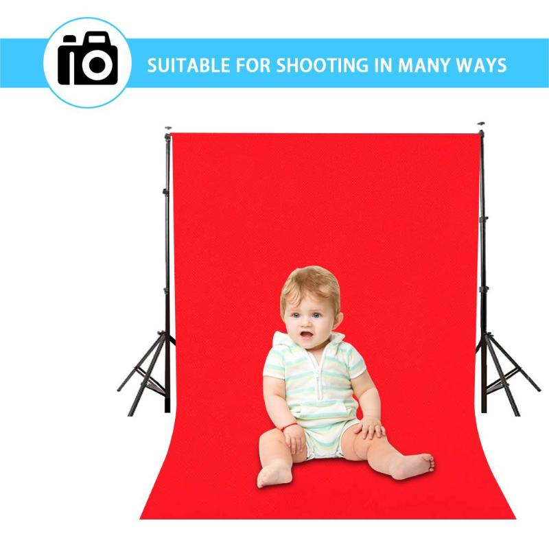Pure Color Photo Studio Backdrop Background Cloth Fashionable Family Welfare For Pregnant Women And Babies Photography Props