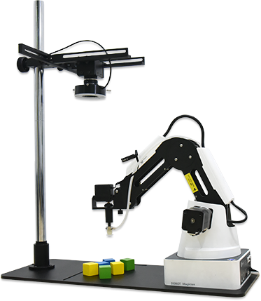 Free Shipping For  Dobot Manipulator Magician Industrial Manipulator Robot Vision Kit (excluding Manipulator)