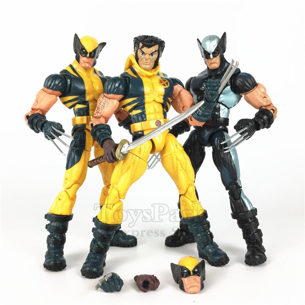 KOs Marvel Legends 6