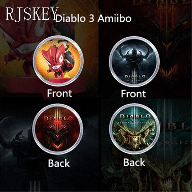 2Pcs Diablo 3