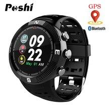 Умные часы для женщин OLED экран монитор сердечного ритма Bluetooth наручные часы Android для Iphone gps Smartwatch мужские спортивные фитнес-трекер
