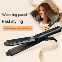 Straightening Irons Fast Warm-up Thermal Performance Professional Tourmaline Ceramic Heating Plate Hair Straightener