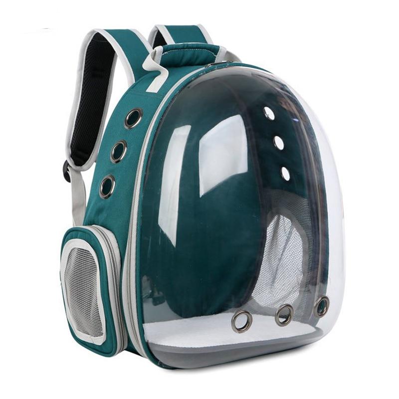 Breathable Portable Pet Carrier Bag Cat Dog Bag Portable Outdoor Travel Backpack Pets Transport Cage Pet Supplies