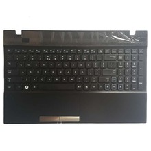 Keyboard 300V5A NP305V5A New Samsung for Np305v5a/300v5a/305v5a/Us Laptop with Cover