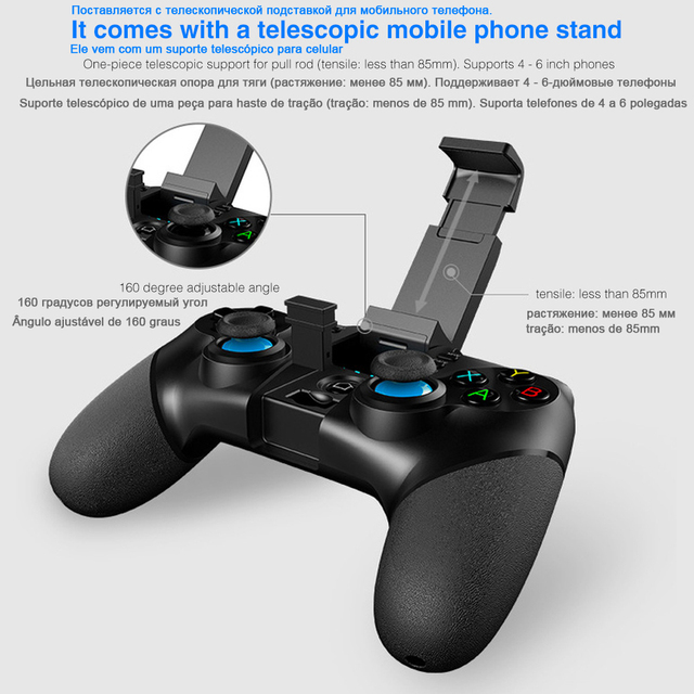 Gamepad Pubg Controller Mobile Joystick For Phone Android iPhone PC Smart TV 5