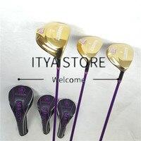 New Women's Golf Maruman Majesty Prestigio 9 Golf Drive 11.5+ Fairway Wood Graphite Shaft with headcover Free shipping