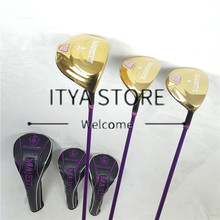 New Women's Golf Maruman Majesty Prestigio 9 Golf Drive 11.5