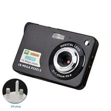 Digital-Camera Recording Video Mini Portable Kid 18-Million Shooting Lithium-Battery
