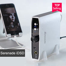Digital to Analog Converter DAC TempoTec Serenade iDSD USB DAC Headphone Amplifier for PC iOS Android