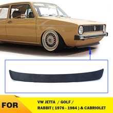 LIP Spoiler Caddy Lower-Bumper Rabbit JETTA Scirocco Golf Mk1 for VW Mk2 16V Chin-Lip