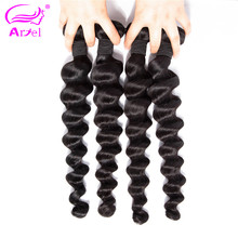 Loose Deep Wave Bundles Brazilian Hair Weave Bundles Human Hair Extensions Remy Deep Loose Wave Human Hair Bundles 28 30 Inch
