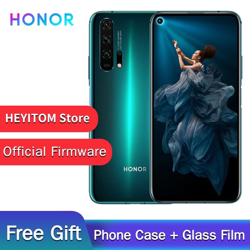 Original Honor 20 Pro teléfono Kirin 980 Android 9,0 de 6,26