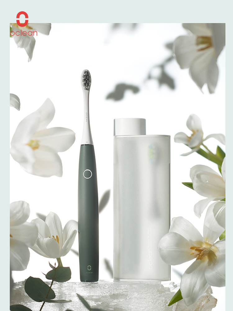 Electric Toothbrush Sonic Oclean 3-Brushing-Modes Waterproof Fast-Charging Adult IPX7