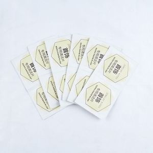 100Pcs Disposable Medical Alcohol Prep Pad Swabs Cleaner Tissues Jewelry Wipes Non-woven fabric