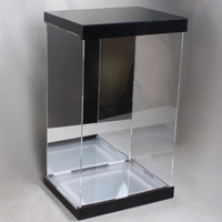 26 X 20 X 40cm 1/6 30cm Action Figure Display Case Dustproof Acrylic Showcase Box 2020 New Arrival