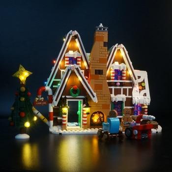LED Licht Kit Für 10267 Modell Bausteine (nur licht enthalten)