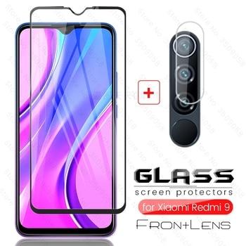 poco m3 glass camera lens protector for xiaomi poco m 3 protective glass redmi 9c nfc 9a 9a 9 a c c9 a9 6.53'' phone screen film