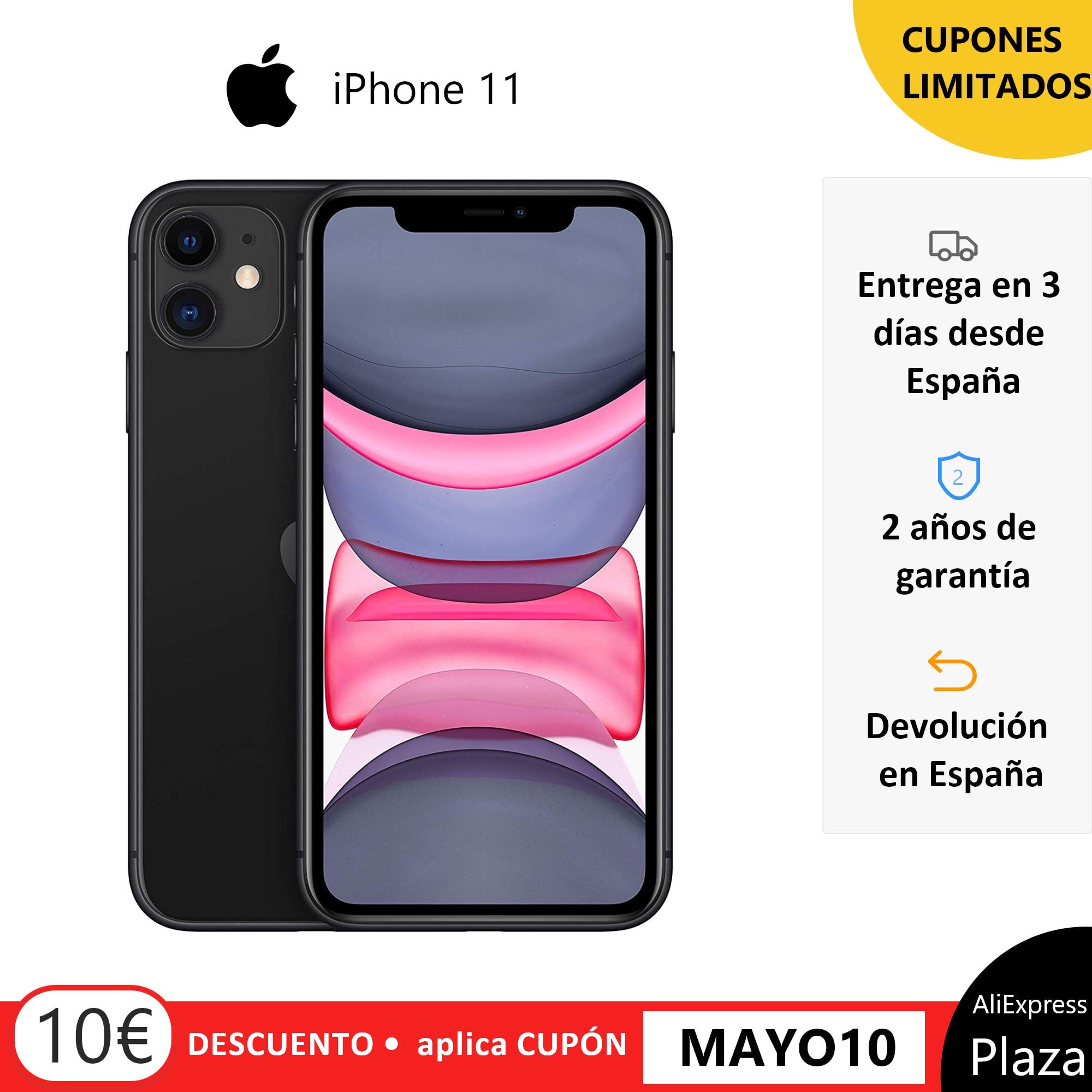 Купить Apple iPhone 11 Smartphone (64 GB ROM, 4 [...]
