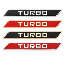 Car Stickers Emblem Trunk Badge Auto Decals for Turbo Logo BMW Audi Volkswagen VW Ford Focus Honda Volvo Jeep Opel Nissan Toyota