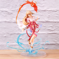 Anime Fox Spirit Matchmaker Action Figure Tushan Honghong PVC Collection Model Toy 1/8 Scale Animation Hand Made Toy