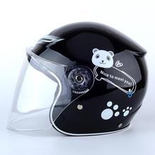 Cartoon Motorbike Cycling Helmet Ultralight Childrens Bicycle Helmets Light Safety Animal Road Bike