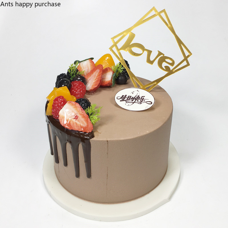 Marvelous Fruit Cake Model Simulation Sample Birthday Cake Model Cakes Shop Funny Birthday Cards Online Drosicarndamsfinfo