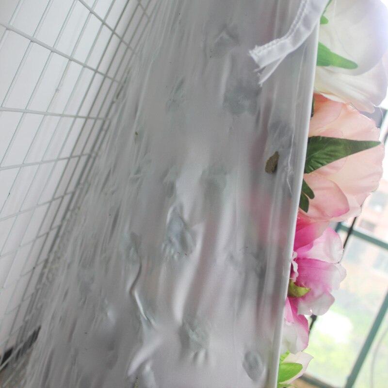 SPR 4ft * 8ft закатать цветок из текстиля стены искусственная Роза случай фон цветочный орнамент украшения Бесплатная доставка - 2