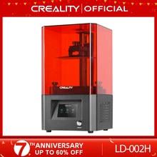 Creality impressora 3d LD-002H photon 3d drucker alta precisão luz lcd cura impressão visual de 360 graus impressora 3d