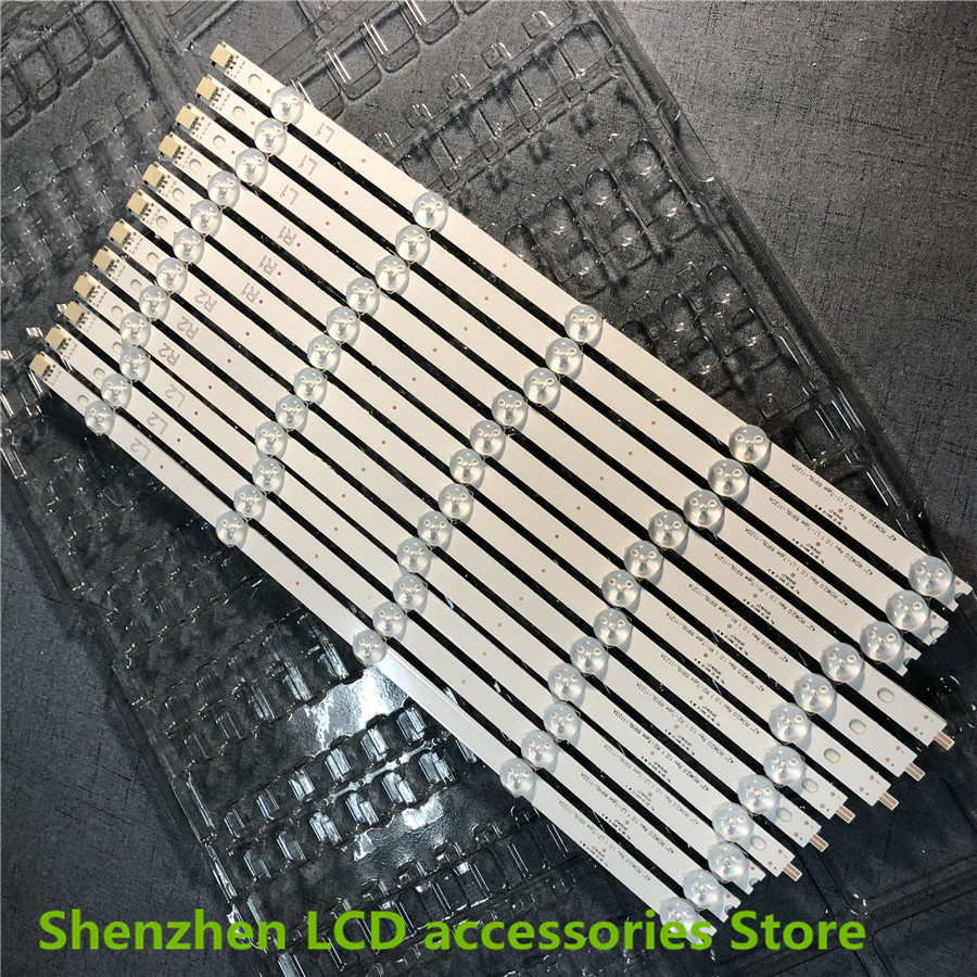 12Pieces/lot FOR 42inch LCD Backlight Lamp  6916L-1120A 6916L-1121A 6916L-1122A  6916L-1123A Plate Model  LC420DUN 100%NEW 832MM