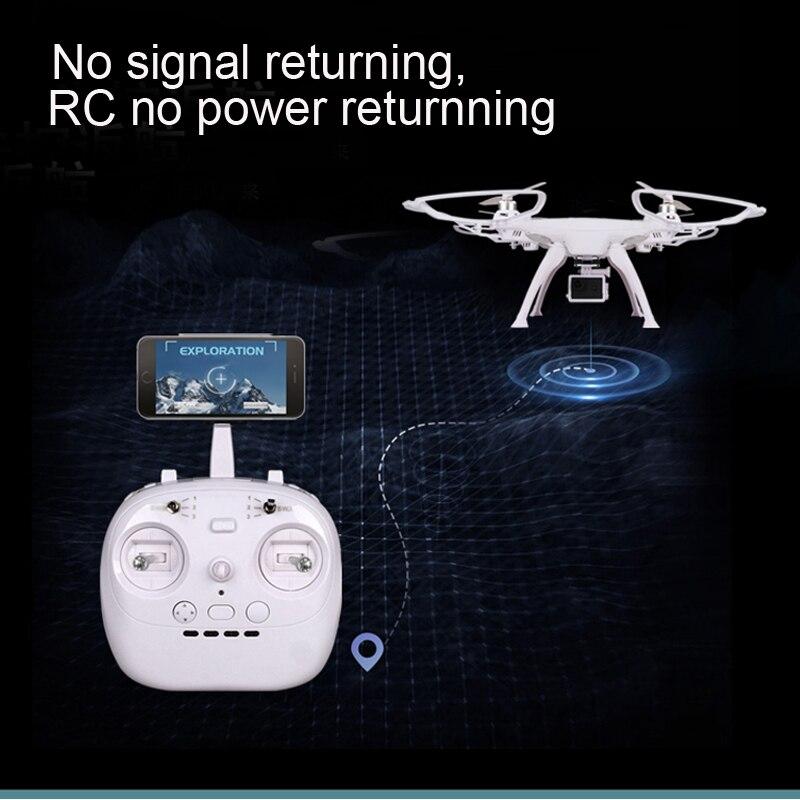 Новый AOSENMA CG037 Cycone бесщеточный Двойной gps wifi FPV с 1080P HD камерой RC Дрон Квадрокоптер VS CG035 Высокое качество RC игрушки - 4