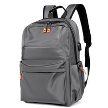men's backpack  multi-functional large-capacity leisure backpack waterpoor student school bagoof computer bag