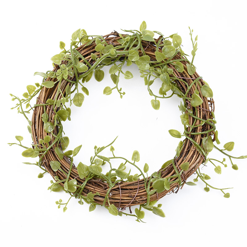 2PCS 85CM Green Vine Household Products Artificial Plants For Home Decoration Wedding Decorative Flowers Wreath Artificial Grass