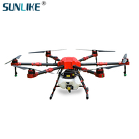 S616 agricultural drone 6 axis uav GPS positioning Pesticide spraying drone Chinese agricultural Unmanned Aerial Vehicle