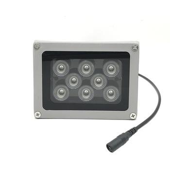 IP65 wodoodporna tablicy reflektor na podczerwień światło podczerwone 8IR światło led oprawy światło podczerwone night vision dla kamera IP CCTV tanie i dobre opinie abdo CN (pochodzenie) Monitoring Lights