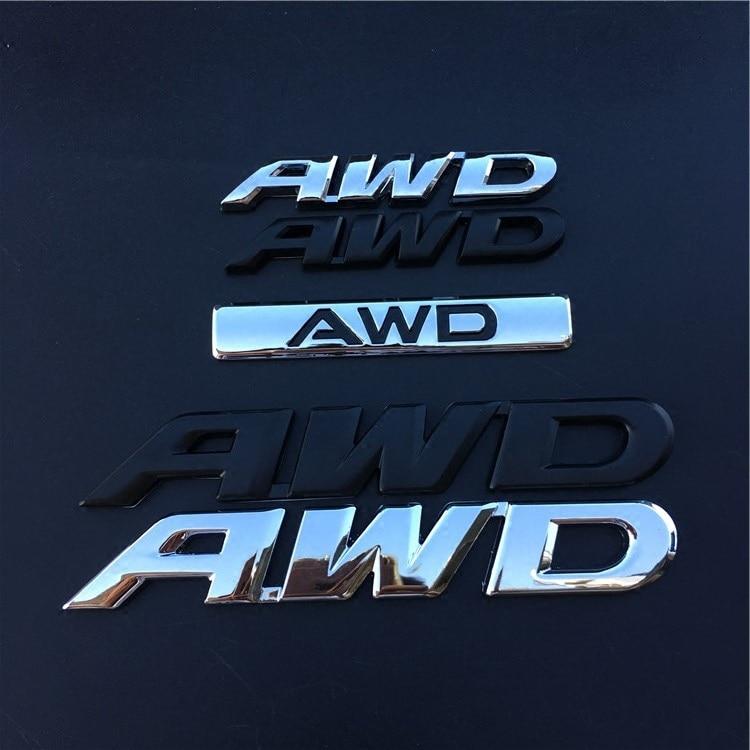 1 X Black FORESTER Car Body Rear Trunk Emblem Badge Sticker Decal Fit For Subaru