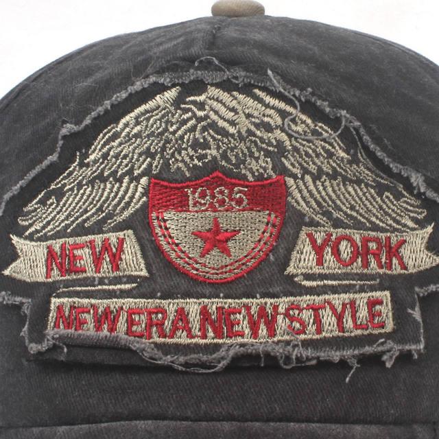 Summer baseball cap for men