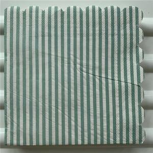 Image 3 - 20 בציר מפיות נייר אלגנטי רקמות חמוד ארנב ברווז עציץ פרפר מגזרת נייר חתונת יום הולדת אריזות מפלגה דקור