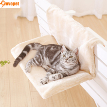 Cat Pet Hammock Bearing 20kg radiator perch cat window mounted bed for Kitty cats pet hanging With Cozy soft mat Cushion