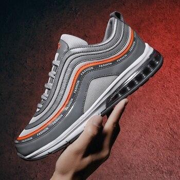 New Hot Sneakers for Men Gym Walking Trainers Running Shoes Men Casual Shoes Designer Brand Zapatos De Hombre fashion colorful platform men casual shoes breathable men designer shoes hip hop luxury brand couple sneakers men zapatos hombre