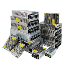 DC 5V 12V Power Supply 24V 36V SMPS 1A 2A 3A 5A 10A 20A 30A AC DC 220V TO 5V 12V 24V 36V Switching Power Supply 12 5 24 V Volt