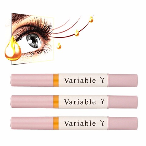 Variable Hot New Eyelash Growth Essence Eye Hair Line Growth Liquid Longer Thicker Maquiagem TSLM2 Islamabad
