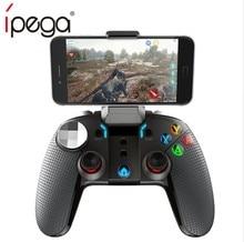 Ipega PG 9099 sans fil Bluetooth manette PG 9099 contrôleur de jeu double moteur Turbo manette de jeu pour téléphone Android