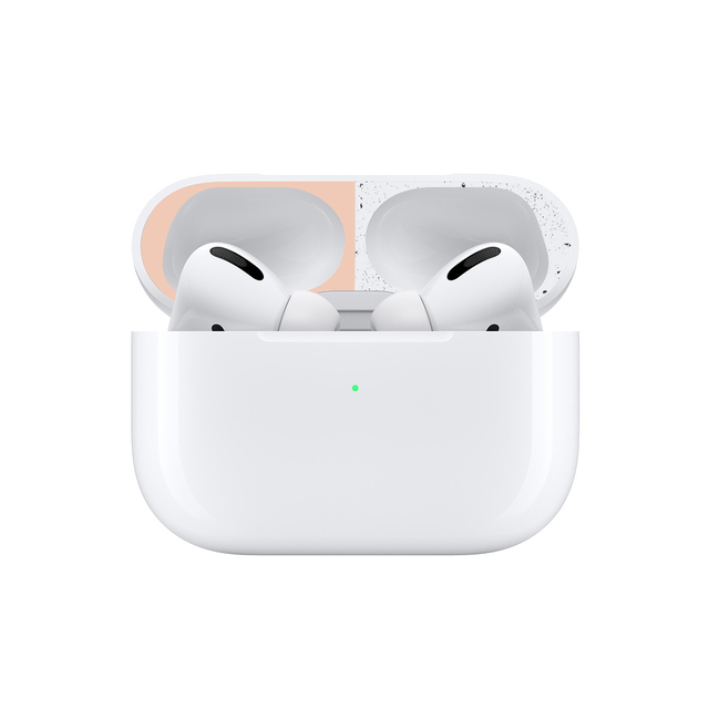 Protective Metal Dust Guard for AirPods Pro 3