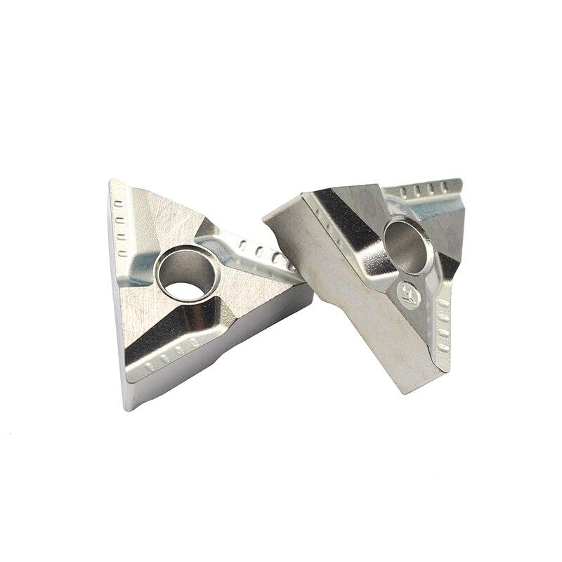 TNMG160404 R VF CT3000 Cermet Grade Carbide Inserts Lathe Cutter Tools External Turning Tool CNC Tools