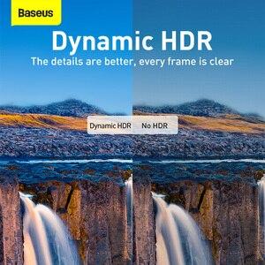 Кабель Baseus HDMI для Xiaomi Mi Box 48 Гбит/с цифровой для PS5 PS4 8K 2,1 4K 2,0 HDMI совместимый сплиттер 8K/60Hz кабели|Кабели HDMI|   | АлиЭкспресс