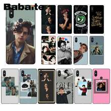 Babaite TV americana Riverdale Jughead Cole Popular del teléfono cubierta para xiaomi6 MIX2 note3 redmiK20 7 xiaomi8SE redminote44X note5 5A(China)