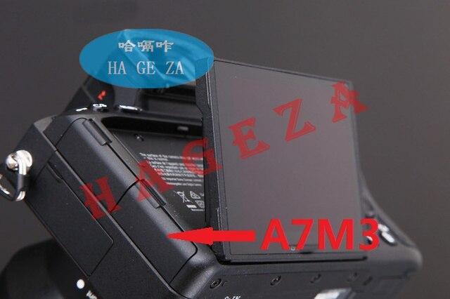100% חדש מקורי עבור Sony A73 A7M3 A7III מרובה ב ממשק כיסוי מצלמה החלפת תיקון חלק