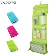 Large Capacity Cosmetic Bag For Travel Bathroom Hook Wash Bag Personal Hygiene Storage
