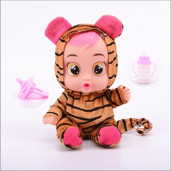 Cry Doll Baby10-Inch Cry Tears Doll 2 Generation GIRL'S Toy Baby Gift